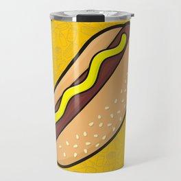 Hotdog Travel Mug