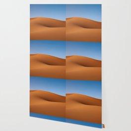 Desert Sand and Sky (Color) Wallpaper
