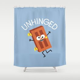Don't Knock It Shower Curtain