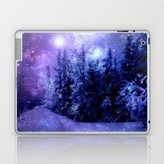 Galaxy Forest Laptop & iPad Skin