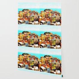 Manarola Liguria Wallpaper