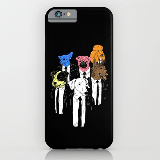 Off the Reservoir iPhone & iPod Case