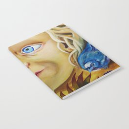 Lucy, the Angel of Light Notebook