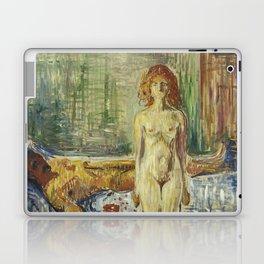 The Death of Marat II by Edvard Munch Laptop & iPad Skin
