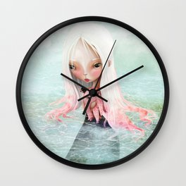 A Friend for the Journey Wall Clock