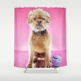 Super Pets Series 1 - Super Cosmo 2 Shower Curtain