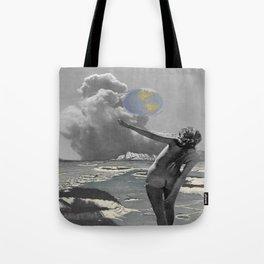 Moon Kingdom Rising Tote Bag