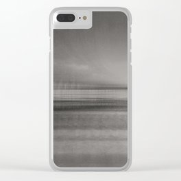 Growth. 130_6 Clear iPhone Case
