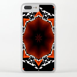 Full of Soul Clear iPhone Case