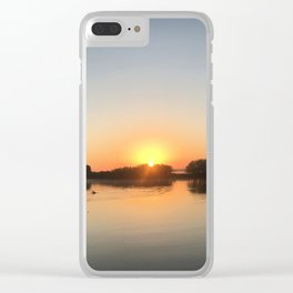 Top End Bite To Eat Clear iPhone Case