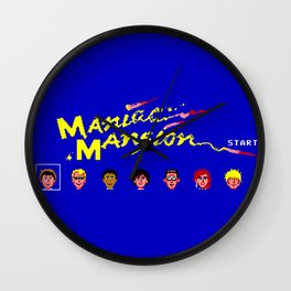 Ready for the Edisons! Wall Clock