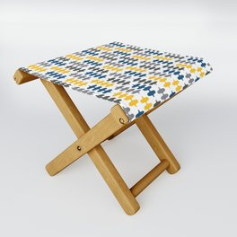 Joy collection - Yellow leaves Folding Stool