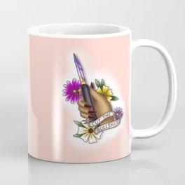 Cut the Bullshit Coffee Mug