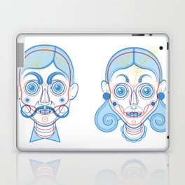 A Rare Girl Laptop & iPad Skin