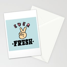 ever fresh Stationery Cards
