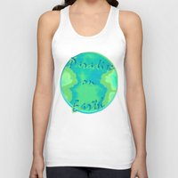 paradise Tank Tops featuring Paradise by Christy Leigh