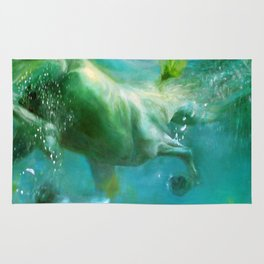 Under water I Rug