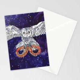 Owl & Snake Stationery Cards