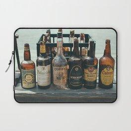 Vintage Whiskey Laptop Sleeve