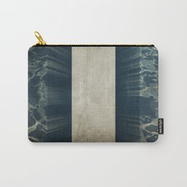 Exodus 14:22 Carry-All Pouch
