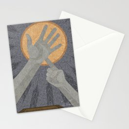 Dandelions - (Artifact Series) Stationery Cards