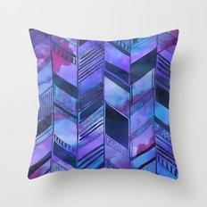 PATTERN {chevron 008} Throw Pillow