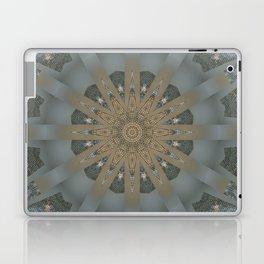 Mandalic Storm Carpet Mandala 1 Laptop & iPad Skin