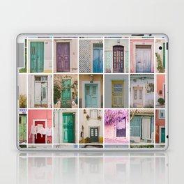Travel Door Collection Laptop & iPad Skin