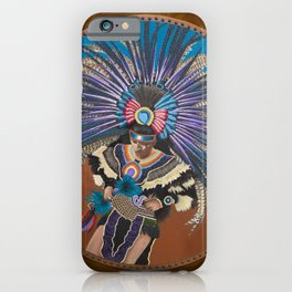 Feather Dancer iPhone Case
