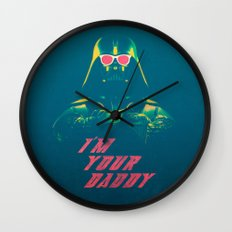 I'm Your Daddy Wall Clock