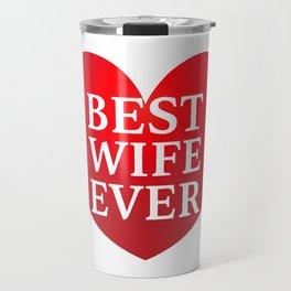 Best wife Travel Mug