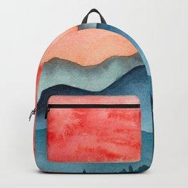 Mini dreamy landscape II Backpack