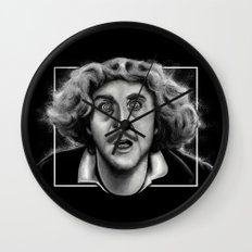 The Wilder Doctor Wall Clock