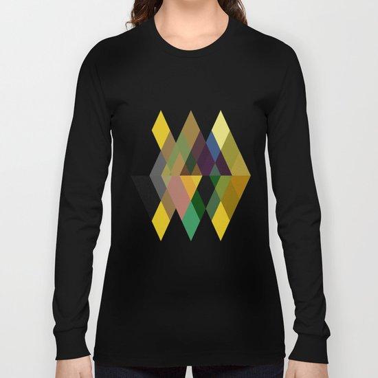 Abstract #726 Long Sleeve T-shirt