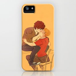 Drink with me iPhone Case