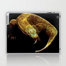 Komodo Dragon Fractal Laptop & iPad Skin