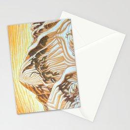 Ymir Peak 3 Stationery Cards
