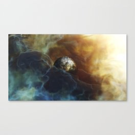Between Heaven - Full Version Canvas Print