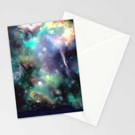 Starry Night by Nicole Whittaker Stationery Cards