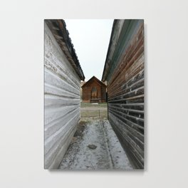 Alley To God Metal Print