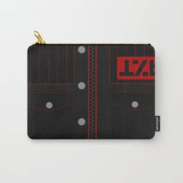 Jet Star Outfit Carry-All Pouch
