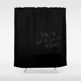 PIL Hommage Shower Curtain