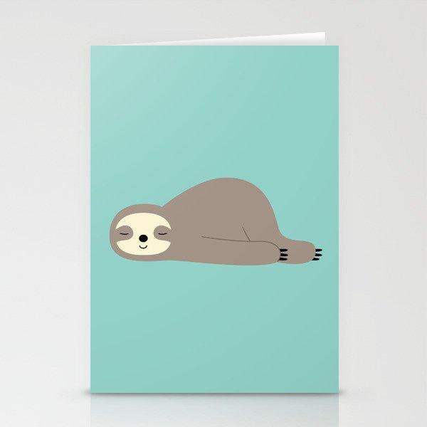 Do Nothing Stationery Cards