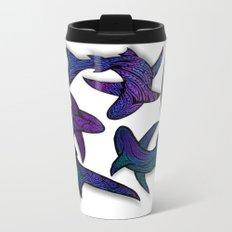 SHARK CIRCLE II Metal Travel Mug