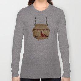 The Sleazy Cauldron Long Sleeve T-shirt
