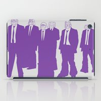 reservoir dogs iPad Cases featuring Reservoir Decepticons by OrangeHalo