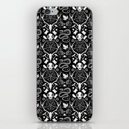 Dark Gothic Naturalist iPhone Skin