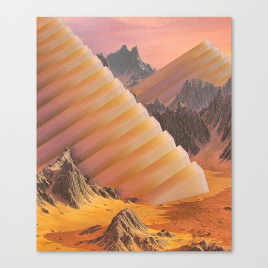 XYOLTIN BARS (everyday 10.16.16) Canvas Print
