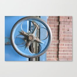 Oh baby, turn me clockwise Canvas Print