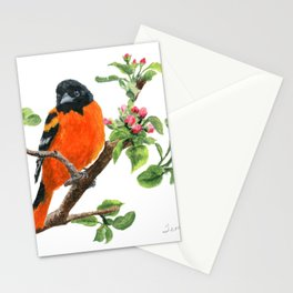 Orchard Prince by Teresa Thompson Stationery Cards